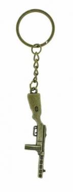 KEX 135 - Schlüsselanhänger - Goldenes Gewehr