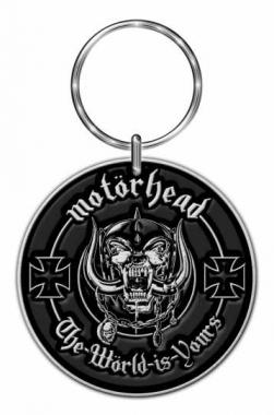 Motörhead The World Is Your Schlüsselanhänger
