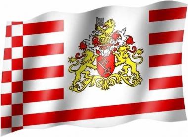Bremen - Fahne