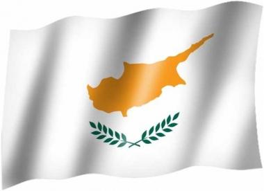Zypern - Fahne