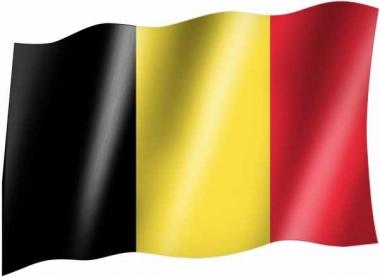 Belgien - Fahne