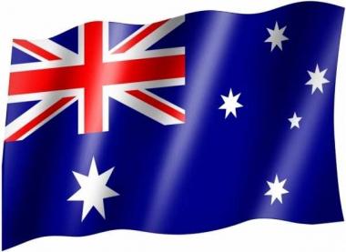 Australien - Fahne