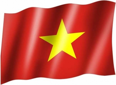 Vietnam - Fahne