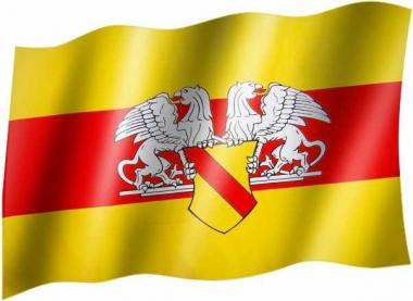 Baden - Fahne
