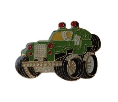 Anstecker Geländewagen