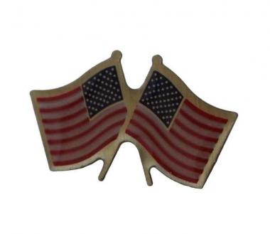 Anstecker USA Flagge