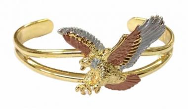 Armspange Fliegender Adler
