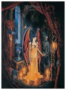 Postkartenset Alchemy