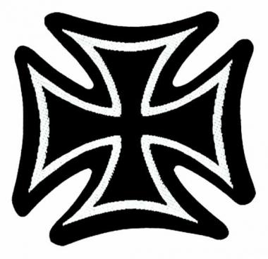 Aufnäher Iron Cross
