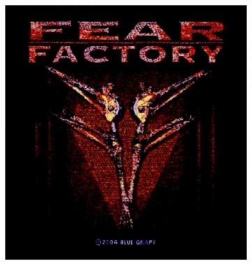 Aufnäher Fear Factory Archetype