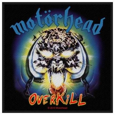 Aufnäher Motörhead Overkill