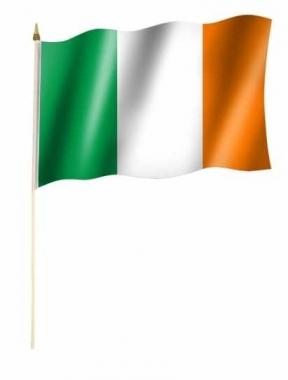 Irland Stockfahnen