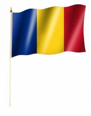 Andorra Stockfahnen