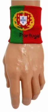 Schweißband Portugal