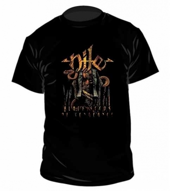 Nile Black Seeds T Shirt