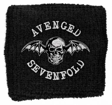 Avenged Sevenfold Deathbat Merchandise Schweißband
