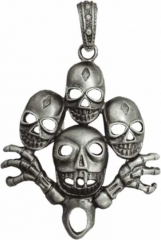 CNK-B 007 - Halskette / Masks