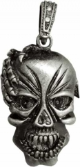 CNK-B 008 - Halskette / Skull