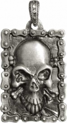 CNK-B 014 - Halskette / Skull