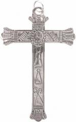 CNK-C 007 A - Halskette / African Crucifix