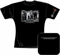 Official Merch. Girlie - Crass - Nagasaki Nightmare