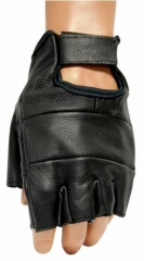 Leather Gloves - Uni
