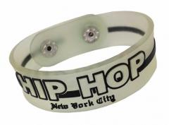 Silikon Armband - Hip Hop