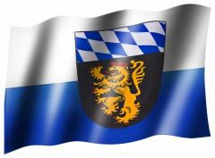 Oberbayern - Fahne
