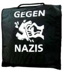 Lp Tasche - Gegen Nazis