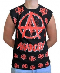 Muscleshirt - Anarchy