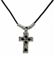 Halskette Kreuz Anhänger