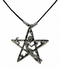 NEK-A 050 - Halskette / Pentagramm