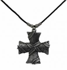 Eisernes Kreuz Halskette