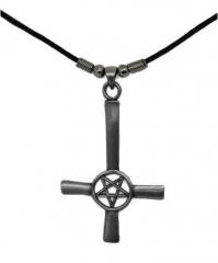 NEK-A 098 - Halskette Pentagramm