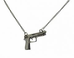 NEK-A 142 - Halskette - Pistole