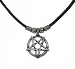 Halskette - kleines Pentagramm