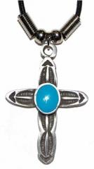 NEK-A 306 - Halskette / Kruzifix