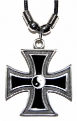 NEK-A 313 - Halskette / Eisernes Kreuz