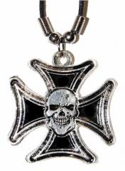 Gothic Halskette Eisernes Kreuz
