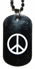 Gothic Halskette Frieden