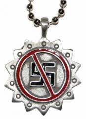 NEK-A 334 - Halskette / Anti Nazi