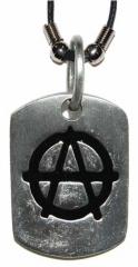 NEK-A 335 - Halskette / Anarchie