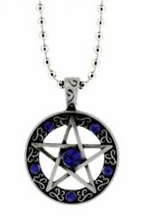 NEK-A 342 - Halskette / Pentagramm