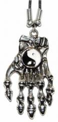 NEK-A 388 - Necklace / Skeleton Hand