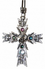 NEK-B 128 - Halskette / Crucifix