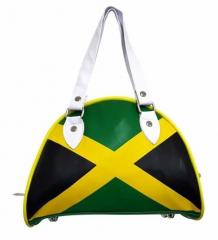Henkeltasche Jamaika Weiß