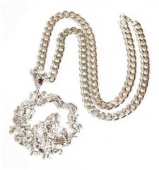 Rapper Halskette - Drache