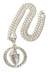 Rapper Halskette - Granate