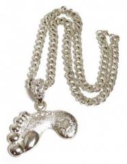 Rapper Halskette - Fuß