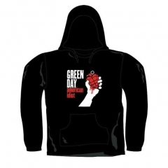 Official Band Hoodie - Green Day - American Idiot